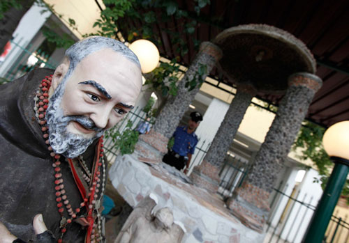 Padrepio Connection: I carramba! Via, via, via!