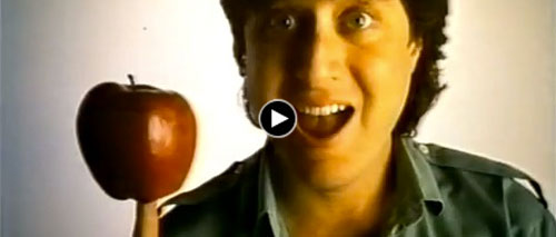 Spot Apple 1984: We are Apple (Leading the way)